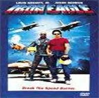 IRON EAGLE  MOTION PICTURE SOUNDTRACK
